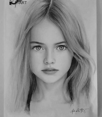 Image Result For Charcoal Drawing Of Girls Faces Realistic Drawings Pencil Drawings Pencil Portrait