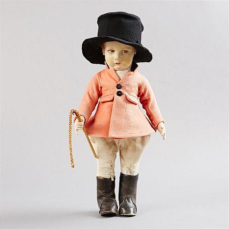 Lenci doll (Flickdocka 1920-30-tal)