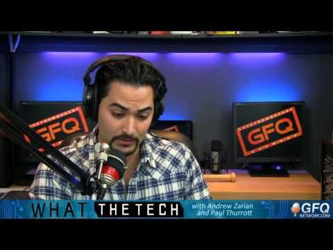 "Every Tuesday from 4pm to 5pm eastern, tune into ""What the Tech?!"" with Andrew Zarian and Paul Thurrott. Being on the front-line of new media and technology themselves, Andrew and Paul discuss the many new technologies being introduced to the world everyday. From the very controversial, to the unboxings to software reviews, ""What the Tech?!"" all..."