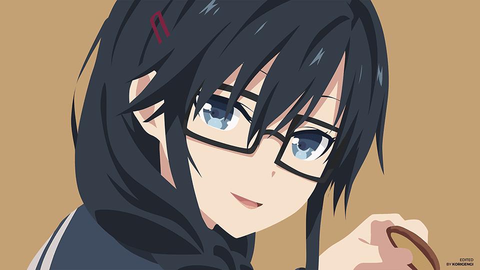 Sumireko Sanshokuin Oresuki Wallpaper Anime Anime Wallpaper Kawaii Anime