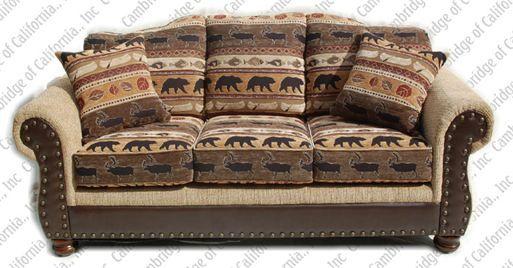Cambridge Of California Brooks Furniture Cabin Furniture Furniture Love Seat