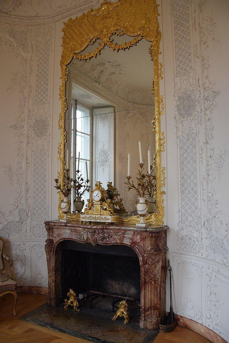 Yvelines Chateau De Rambouillet Interieur Boudoir Chateau De Rambouillet Rambouillet Chateau