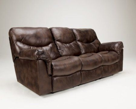 Amazon Com Rustic Style Canyon Frontier Brown Reclining Sofa