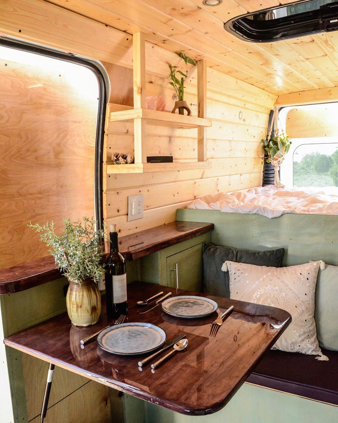"Photo of Stinson Vans on Instagram: ""Looking for your dream van? Let me build a van like this; but just for you. I have an open time slot for a custom build this fall. The…"""