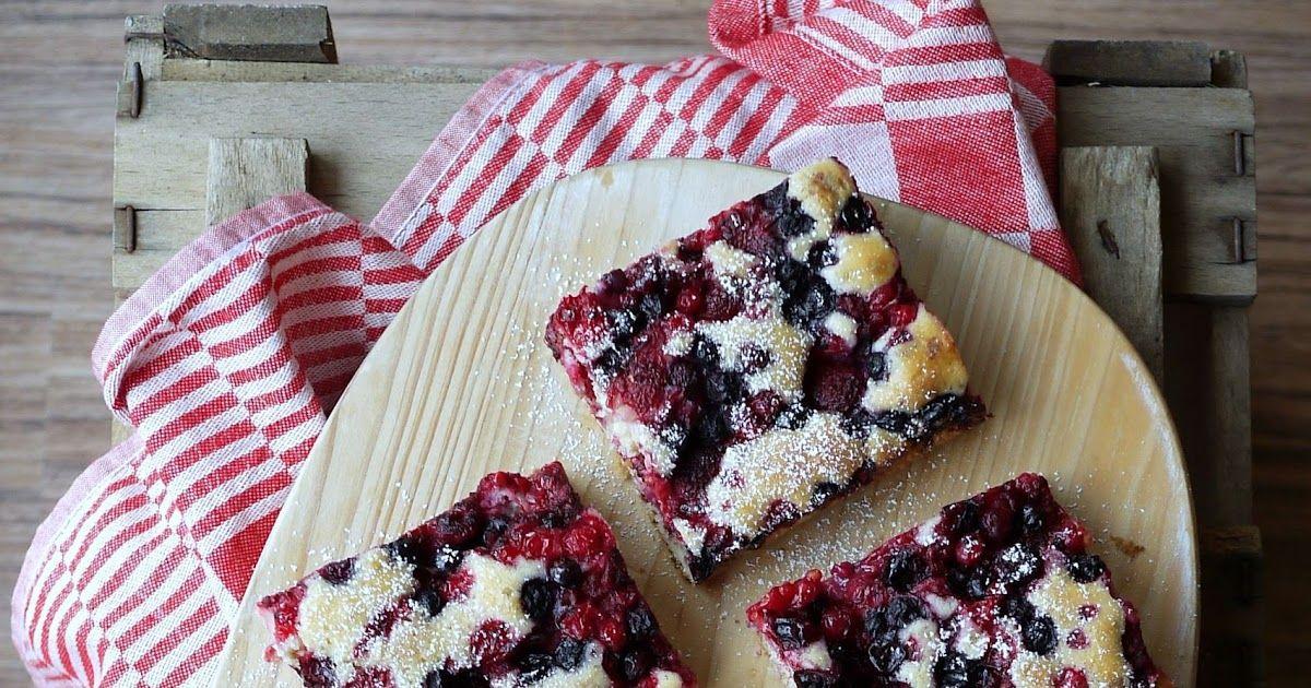 Schneller Beeren Schoko Kuchen Backen Pinterest Kuchen