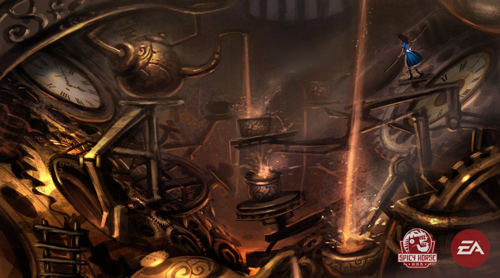 Mad Hatter Domain Alice Madness Returns Google Search Creepy