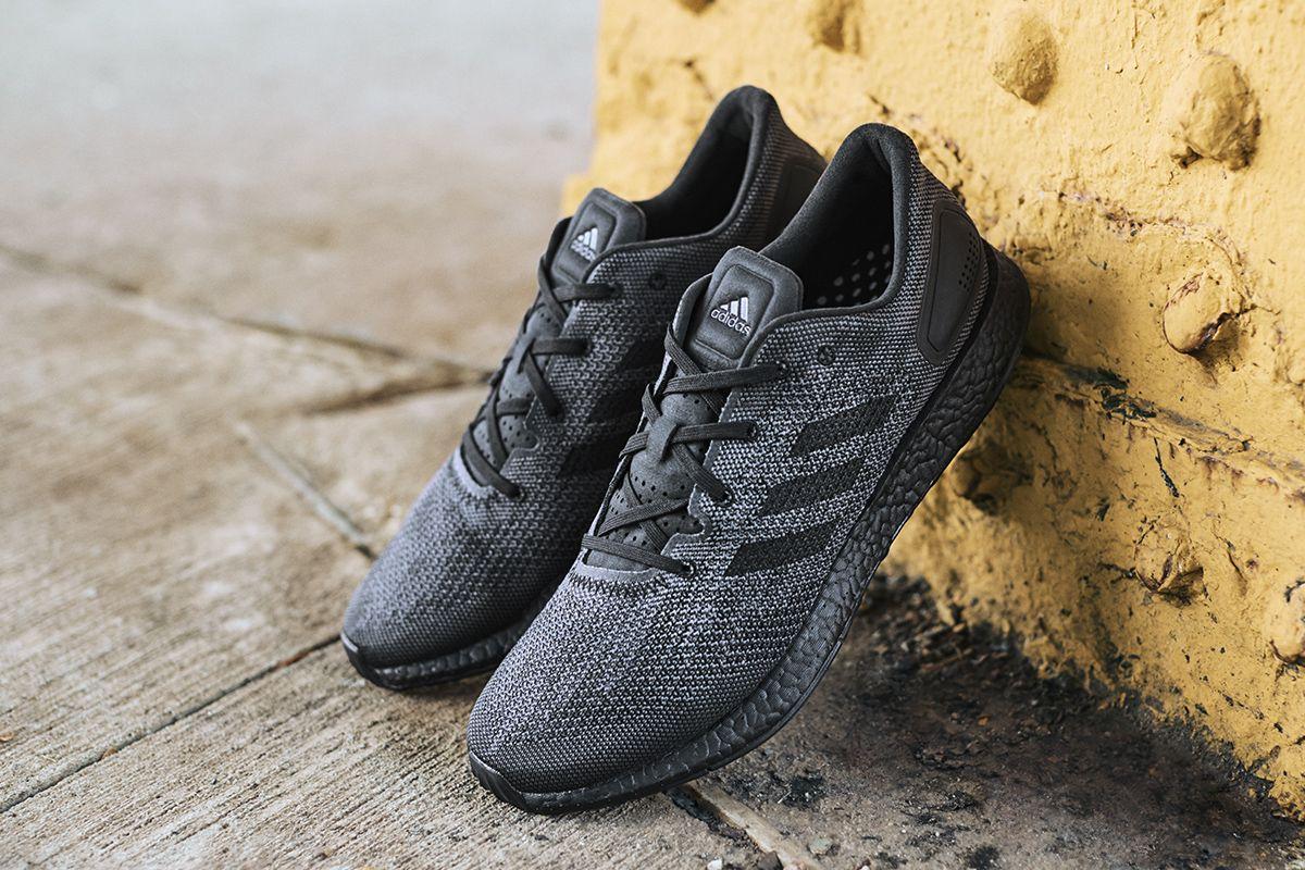 Adidas Pure Boost Dpr Triple Black Adidas Pure Boost Adidas Pure All Black Sneakers