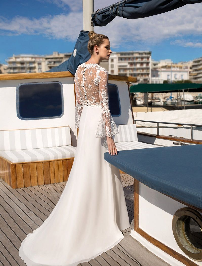 "Demetrios Bridal ""Destination Romance"" Wedding Dresses"