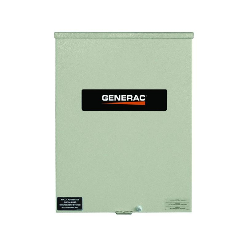 Generac Rtsw400a3 400 Amp Nexus Smart Switch Automatic Transfer Switch With Powe Transfer Switch Generators Transfer Switches Automatic Transfer Switch Generator Transfer Switch Portable Inverter Generator