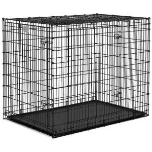 Midwest Solutions 54 Double Door Dog Crate Petsmart 170 Wire