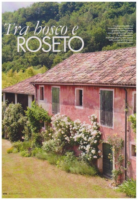 Country house in italy lovely rustic una casa nella campagna italiana favorite places - Casa country style ...