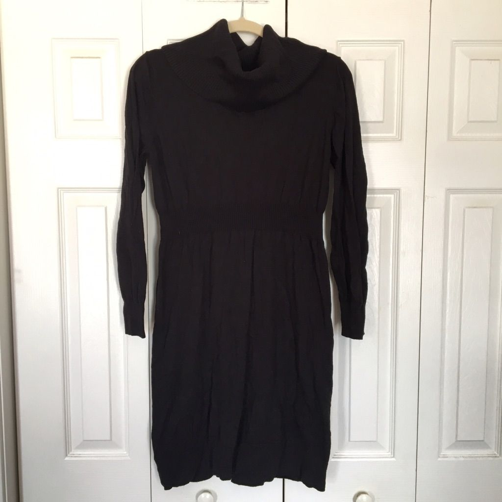 Old Navy Black Sweater Dress | Products | Pinterest | Black ...