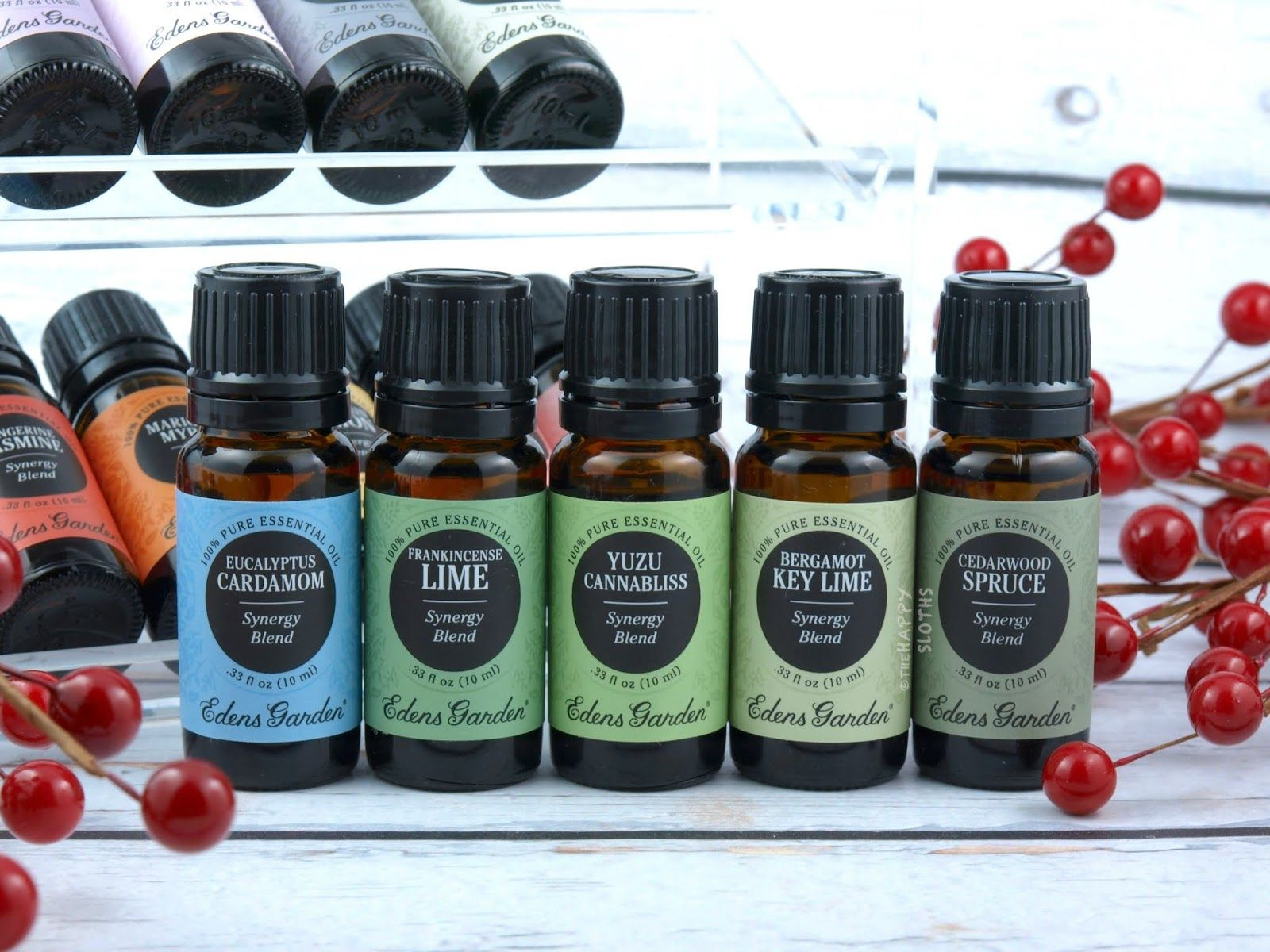 Edens Garden *NEW* Essential Oil Synergy Blends