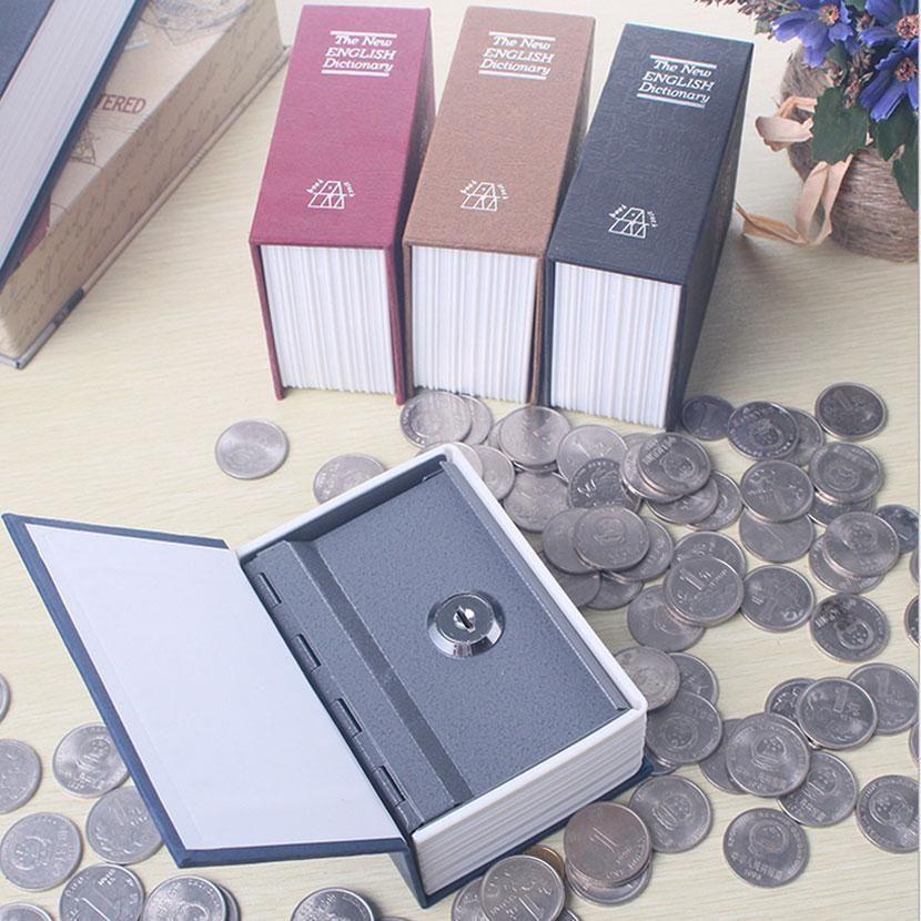 Dictionary Mini Safe Box Mini safe box, Mini safes, Safe box