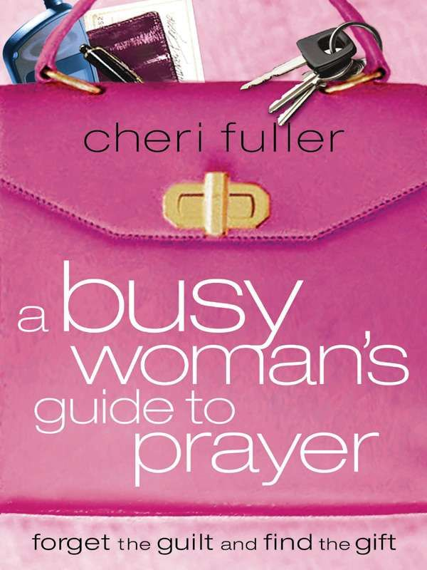 This is an amazing book I'm reading about prayer and how to really utilize what time you have. I HIGHLY recommend it!