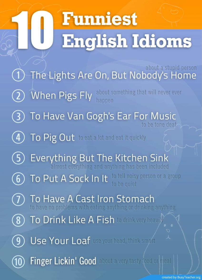 10+ useful sexuality idioms, phrases and sayings | ingilizce.
