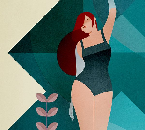 Pool tunes on Behance