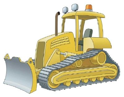 How To Draw Construction Vehicles Crafts For The Boys
