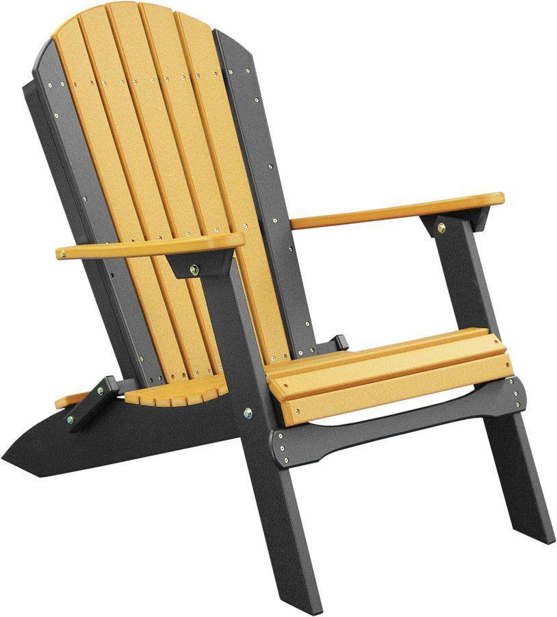 Luxcraft Recycled Plastic Folding Adirondack Chair Recycled Plastic Adirondack Chairs Plastic Adirondack Chairs Rustic Furniture