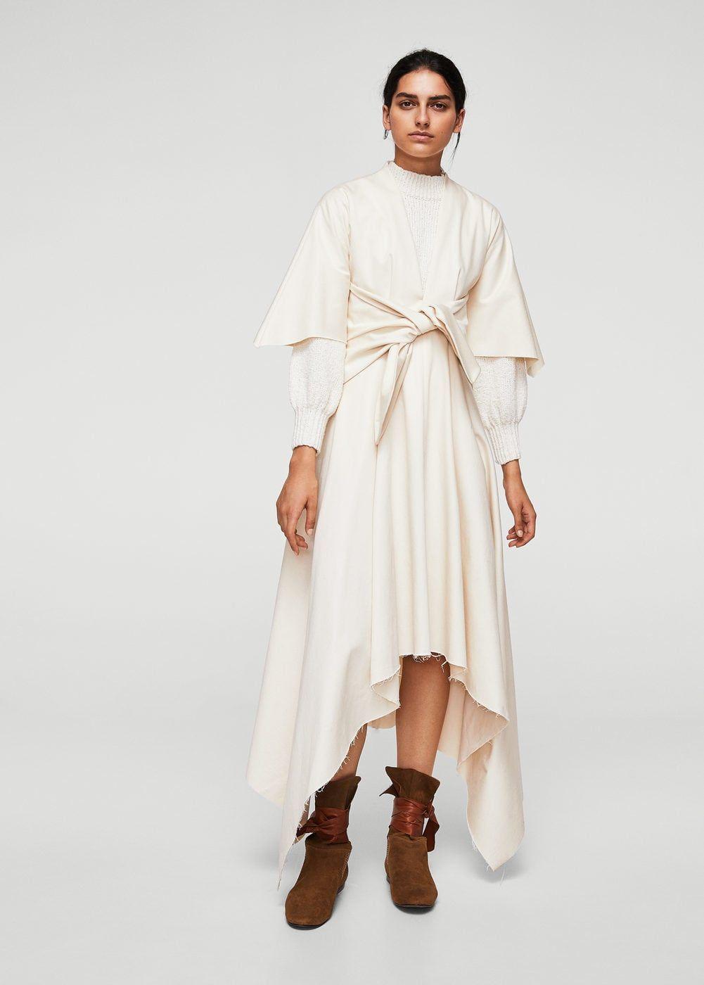 Vestiti bianchi mango