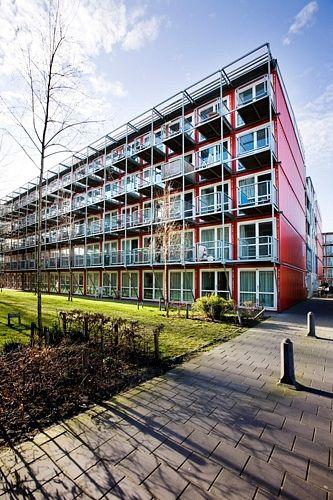 Container Wohnungen containerwohnungen amsterdam architektura container