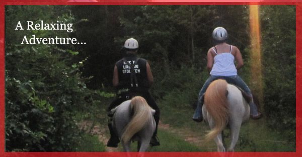 Horseback Riding Near Atlanta, Georgia | Horse Back Riding
