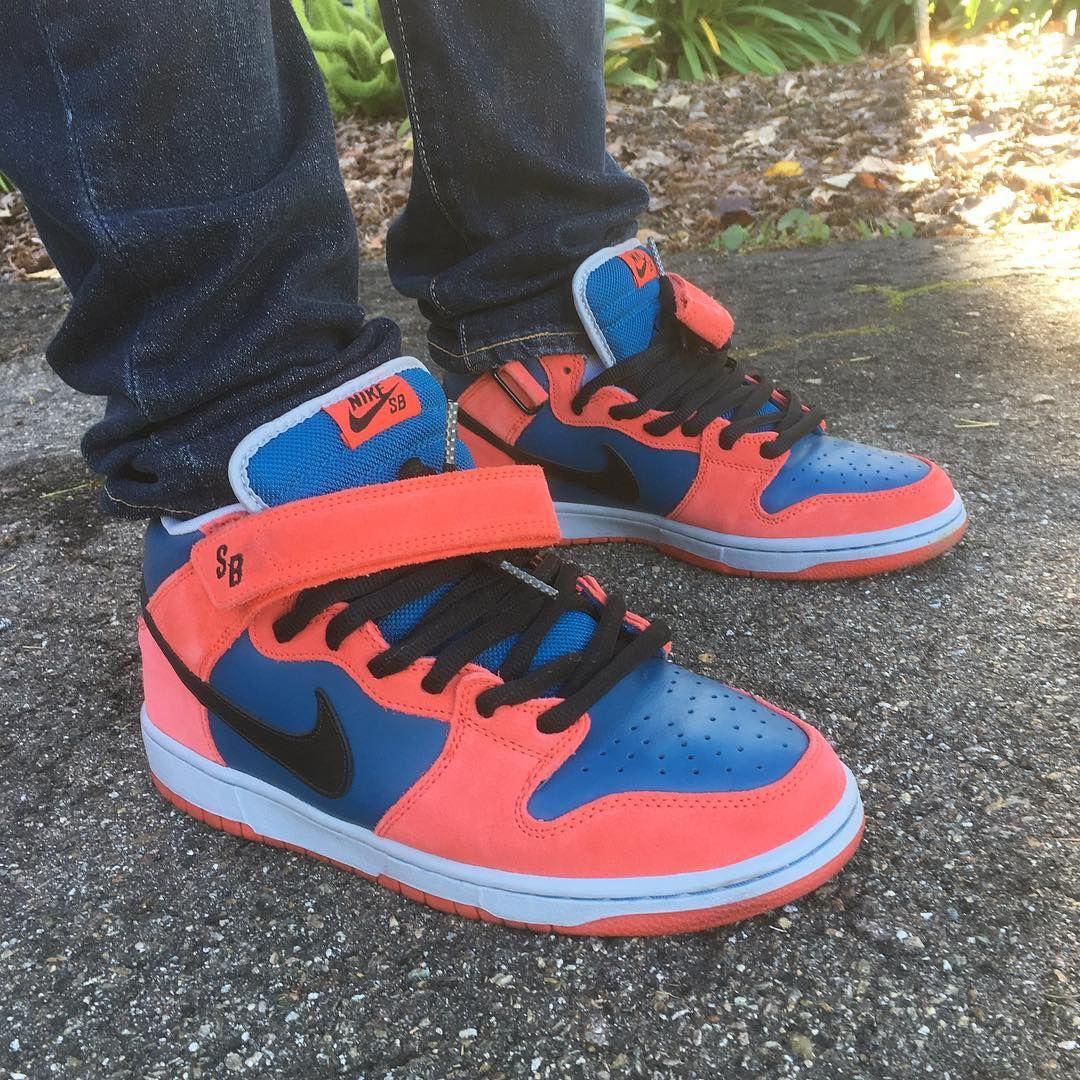 the latest 6ea2b bae50 Nike Dunk Mid Pro SB