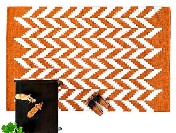 Tähkä carpet, design Tiia Eronen, VM Carpet