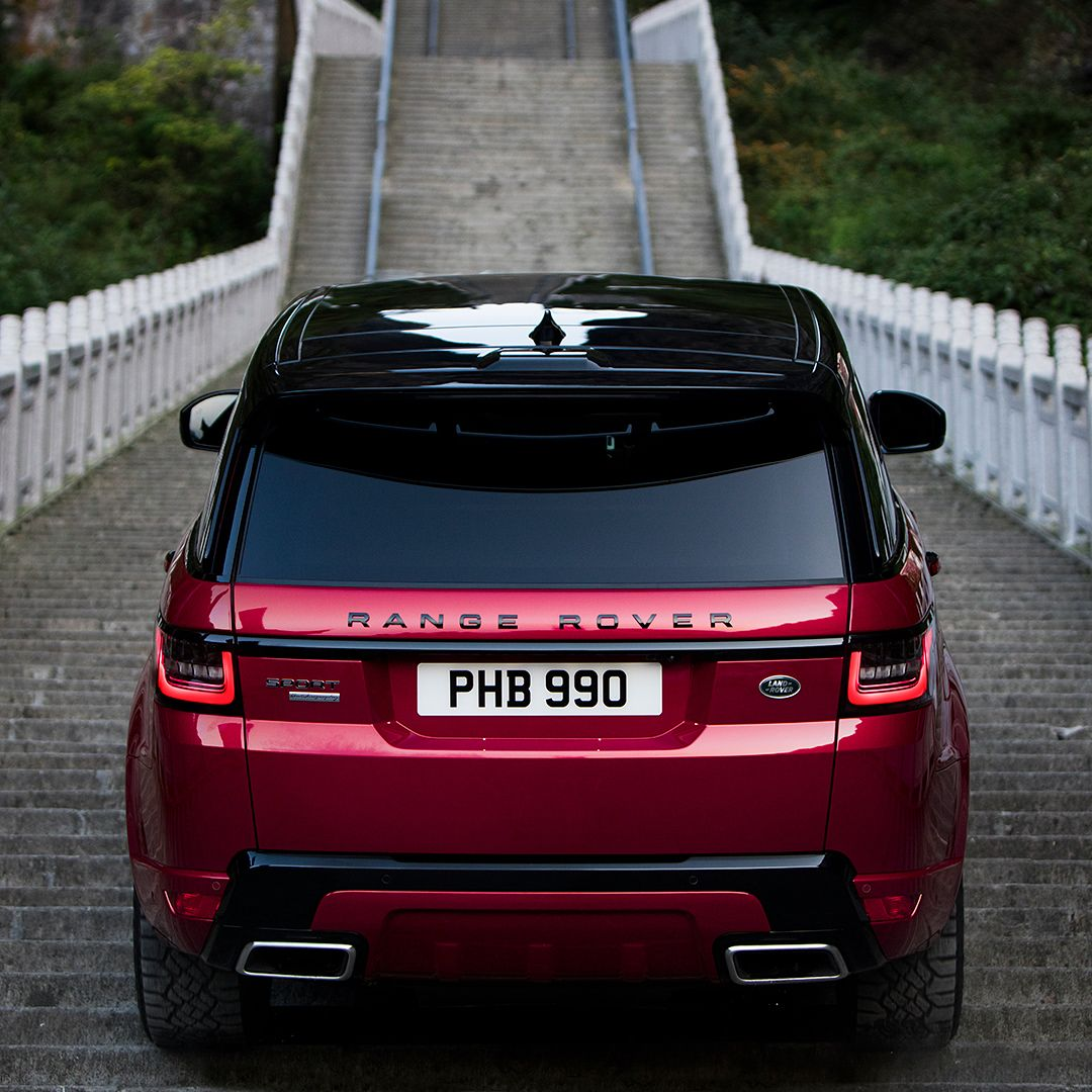 The Rangeroversport Plug In Hybrid Taking Performance And Capability To New Levels Search Range Rover Sport Dragon Challenge