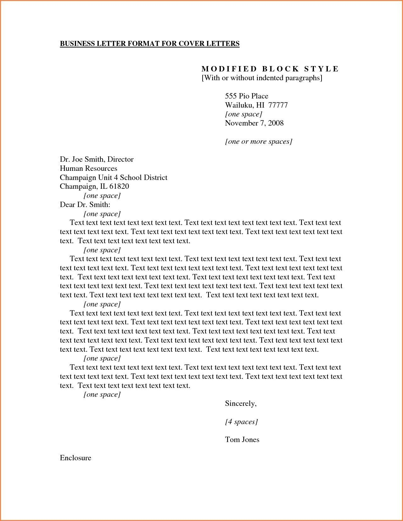 25 Cover Letter Header Cover Letter Examples For Job Letter