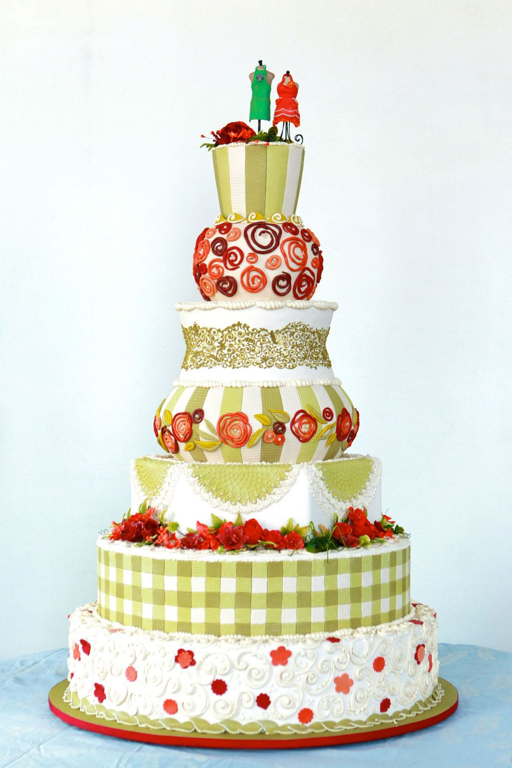 48+ Cake and art bakery trends