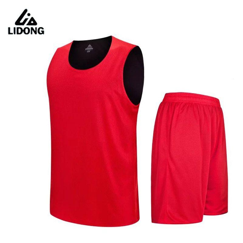35fca08b7 2018 Men Women Reversible Basketball Jersey Sets Uniforms kit Sports Double-sided  basketball jerseys  1.8 for DIY Print Custom. Yesterday s price  US  17.16  ...