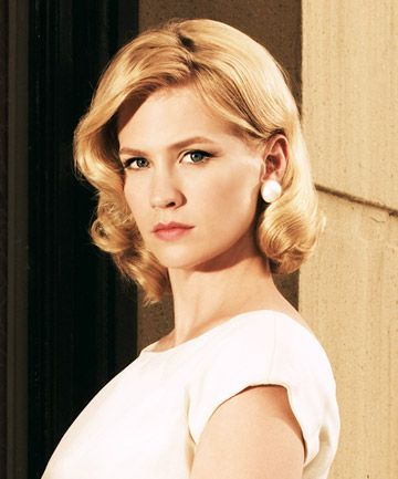 10 Most Pinnable Mad Men Beauty Looks 50s Hairstyles Hair Styles Classic Hairstyles