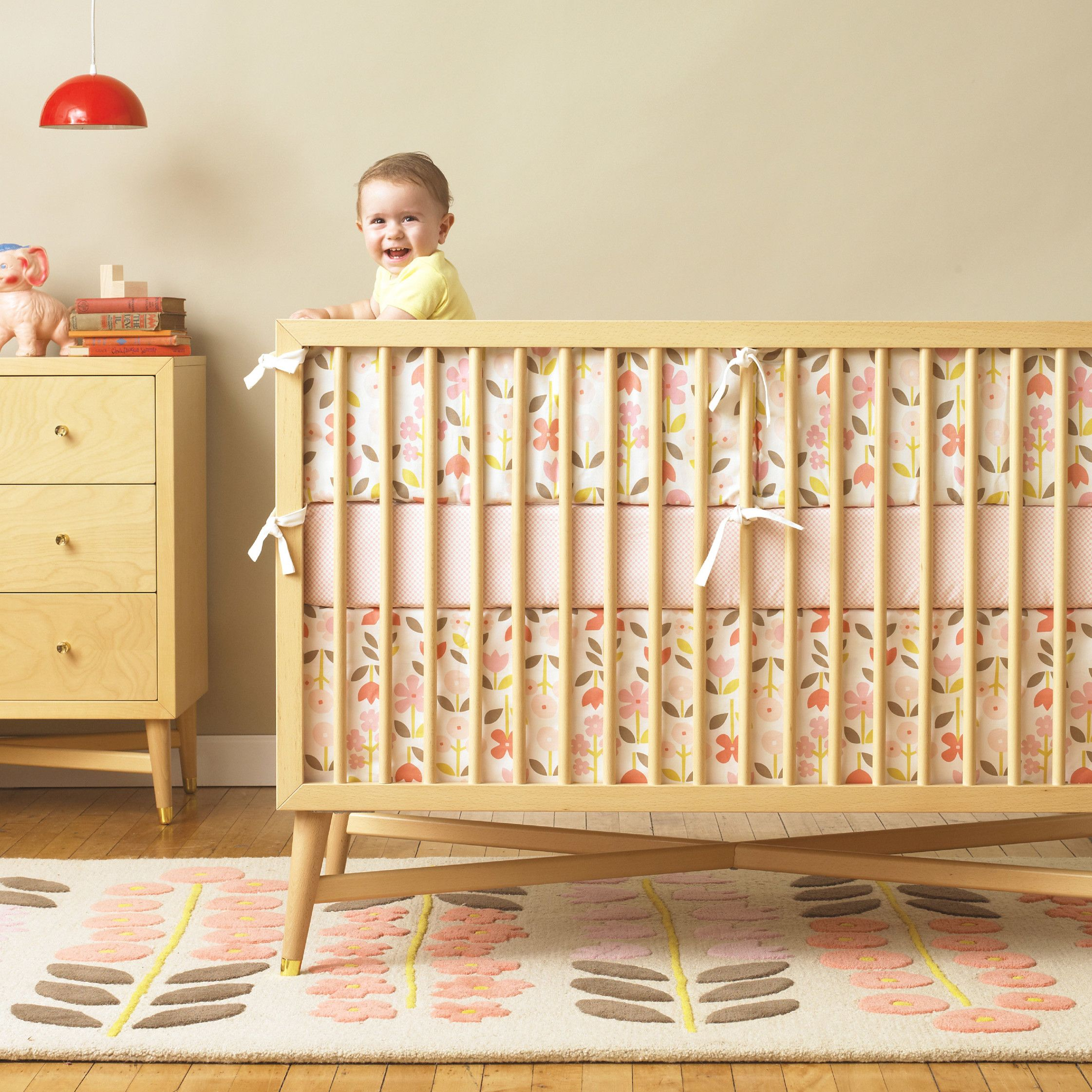 dwell baby furniture. Rosette Nursery Bedding Collection Via Dwell Studio Baby Furniture