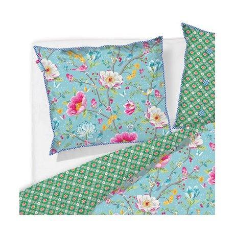 PiP Studio sängkläder - Chinese Garden, blå, Örngott (1 st)