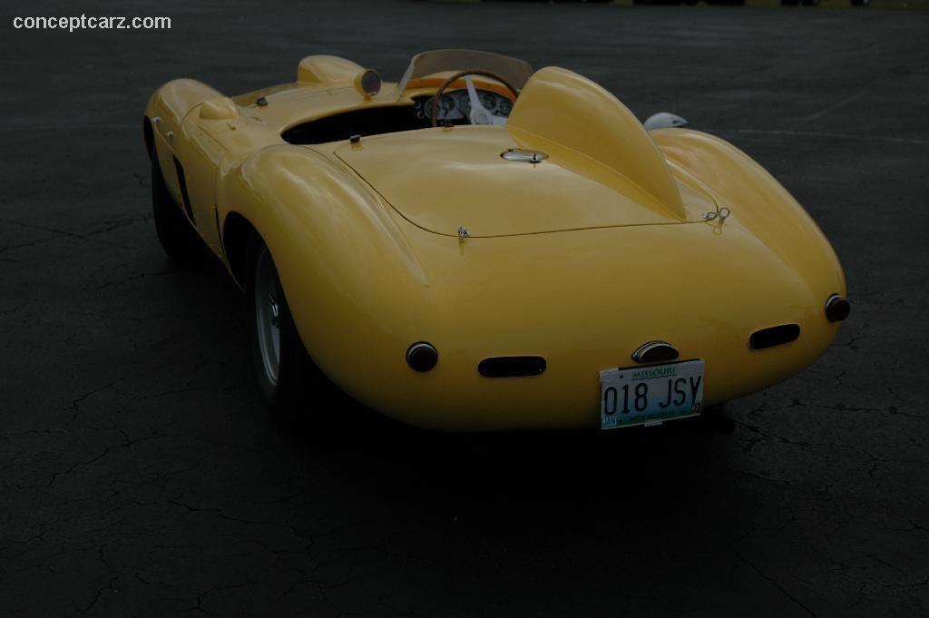 1956 Ferrari 410 S Imagen