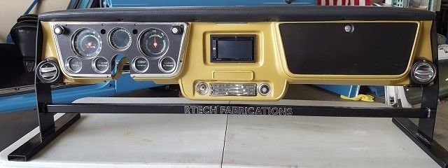 Now selling our Double Din Dash  Contact us at Rtech