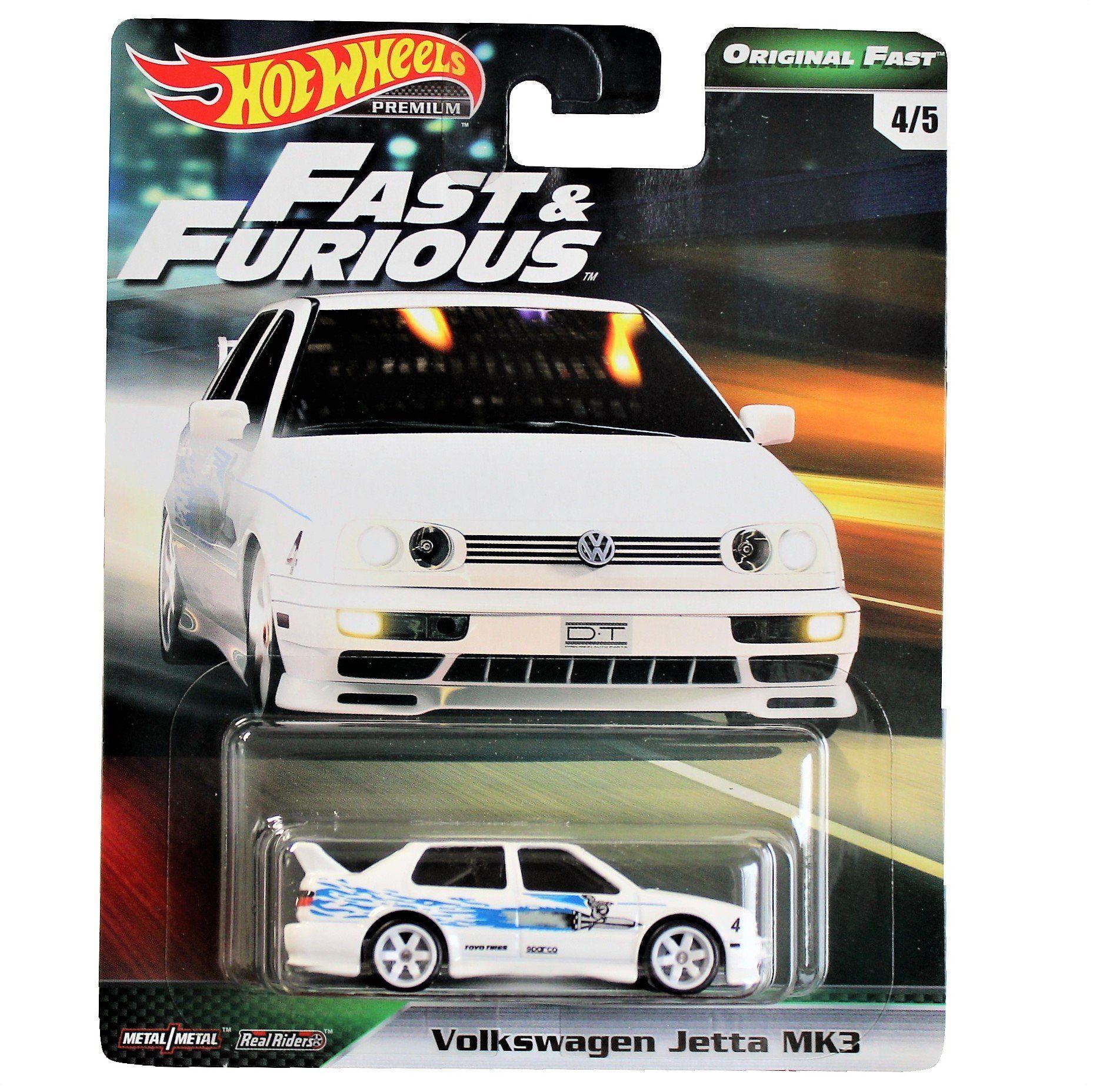 Hot Wheels Fast And Furious Premium Original Fast