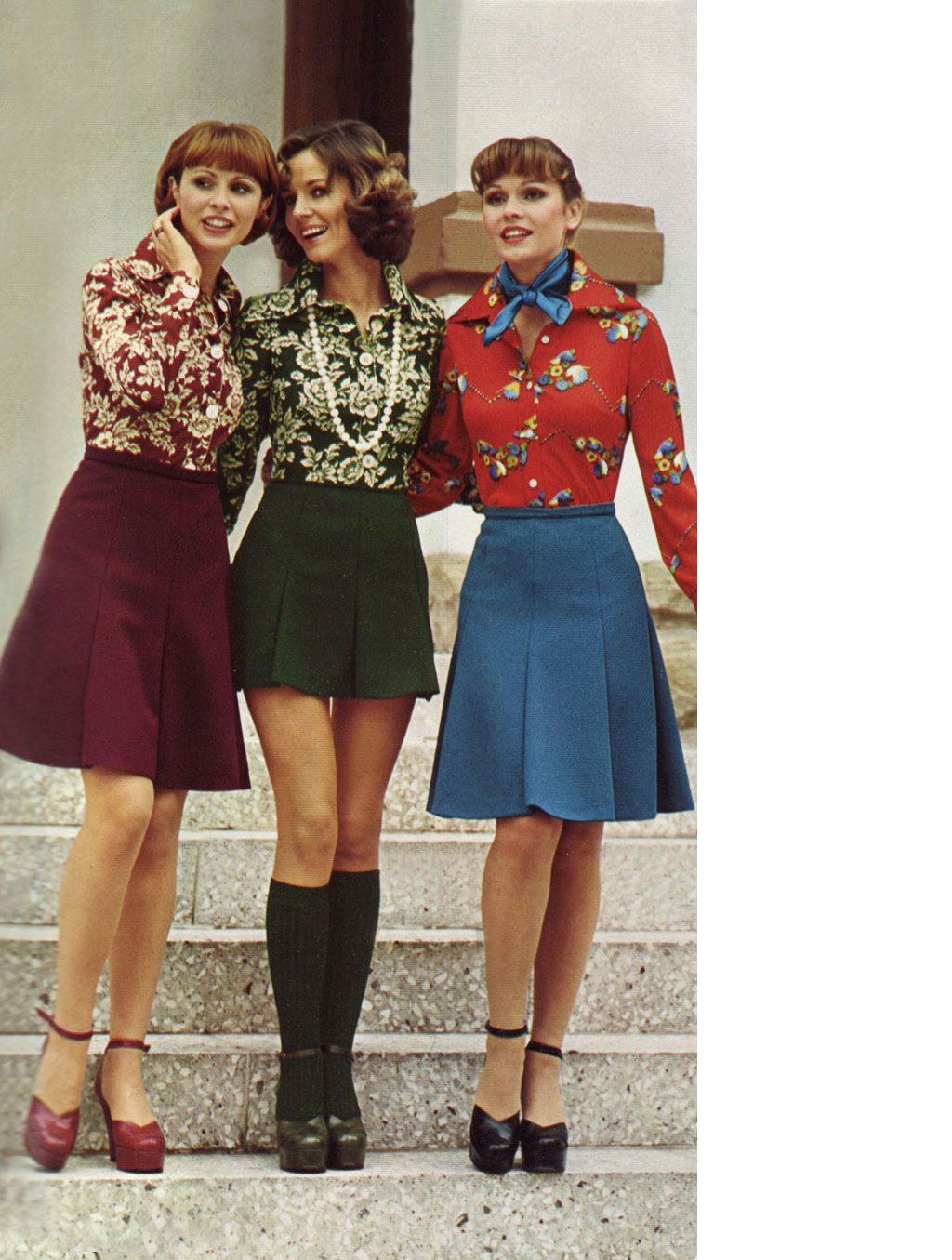 Pin by Sue Curtsinger on funky vibes  8s fashion, Retro fashion