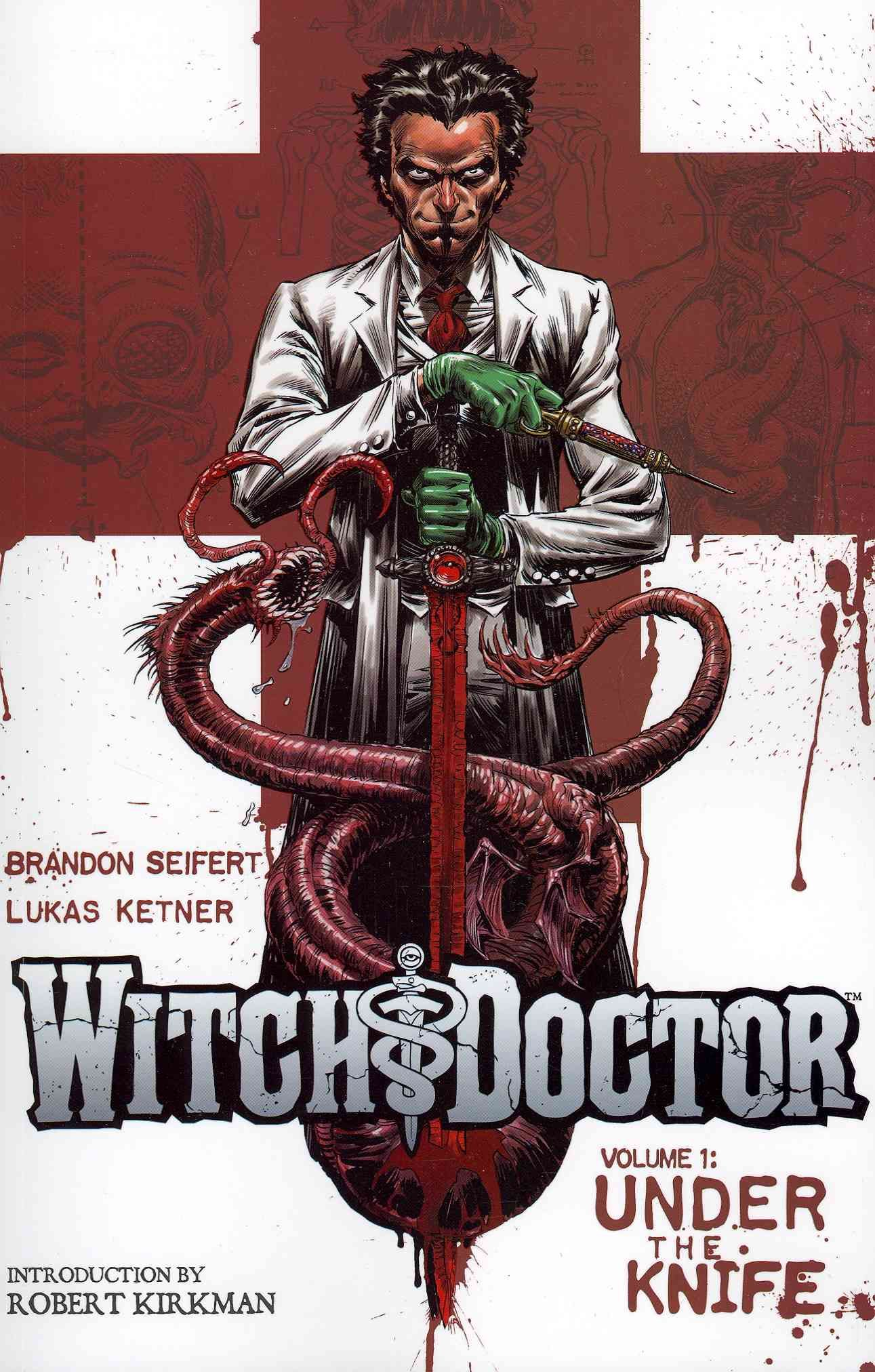 The Doctor is in! House M.D. meets Fringe in the first Skybound Original from The Walking Dead creator Robert Kirkman''s new comics imprint! Meet Vincent Morrow, a doctor looking for a vaccine... for