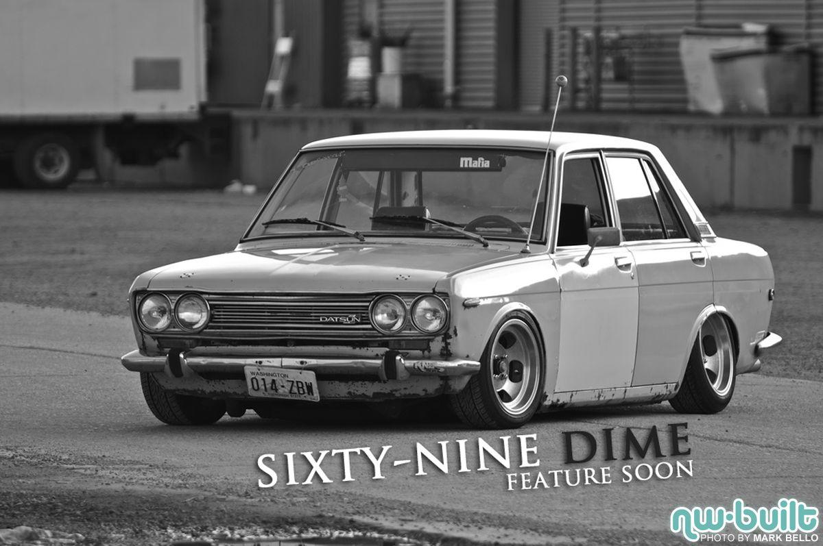 Nissan datsun 510 truck - Datsun 510 Bree