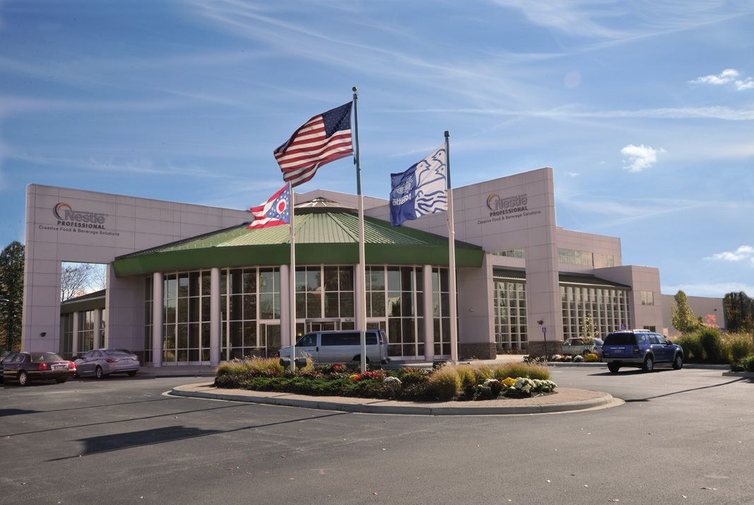 Our Nestlé Professional office in Solon, Ohio. Cleveland