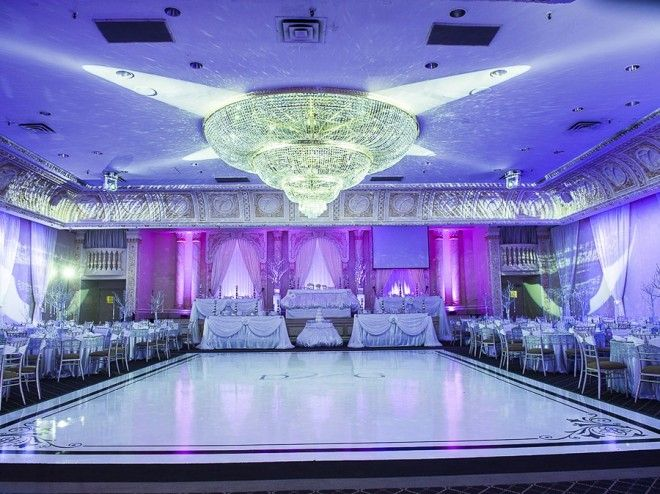 An Open House At Paradise Banquet Hall In Vaughan Wedding