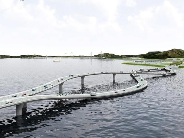 Site Lista As Pontes Mais Esquisitas Do Mundo Ponte Desenho