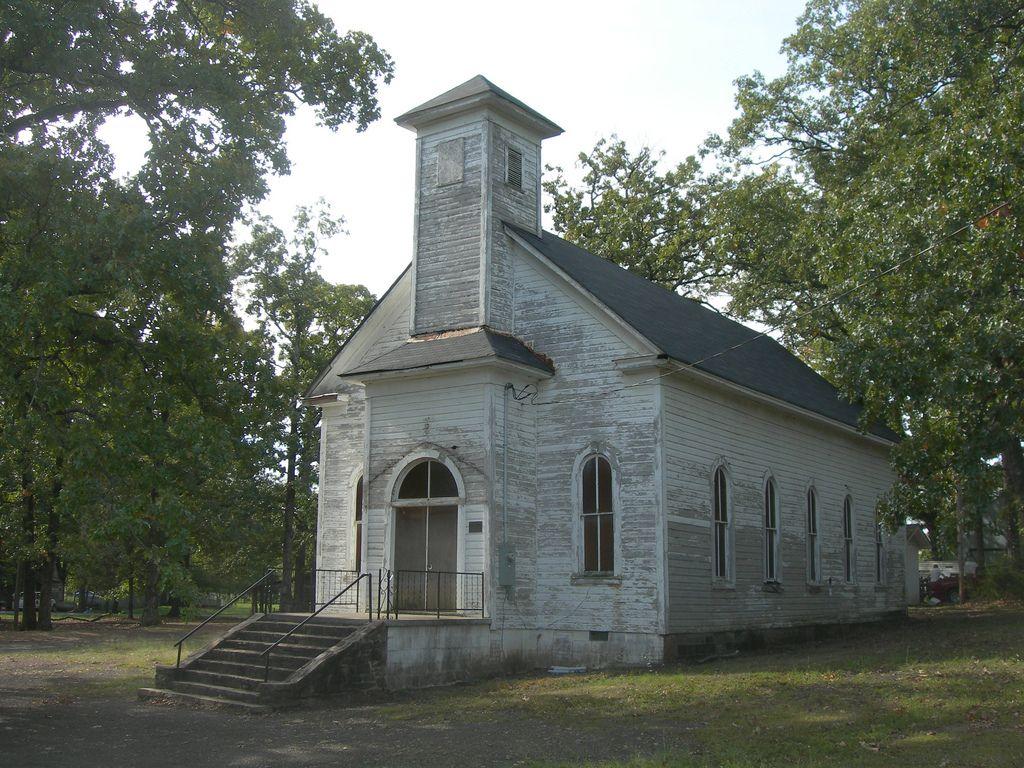 Houston Methodist Church in 2019 | Covered Bridges  Churches
