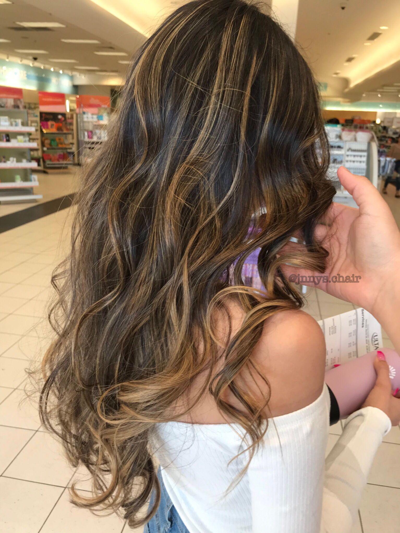 Balayage Hair Color Formulas Hair Styles Redken Color