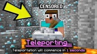 DO NOT TELEPORT TO THIS MINECRAFT PLAYER Factions - Minecraft teleport player to location