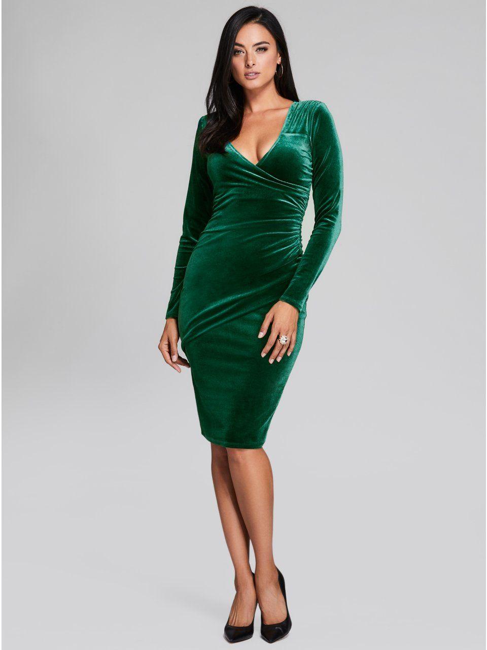 b63bf0101e Theana Velvet Midi Dress   Products in 2019   Velvet midi dress ...