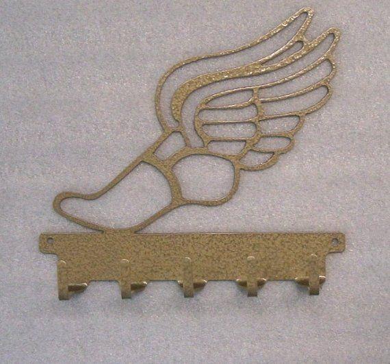 Winged Foot Medals Display