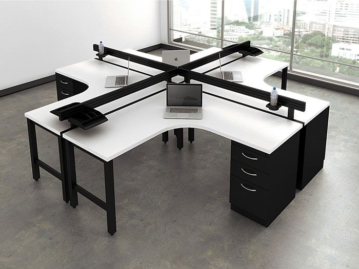 Open Office Desking Benching Workstations Joyce Contract Interiors Cubicle Design Office Layout Desks For Small Spaces